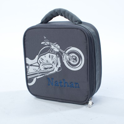 Motorcycle Lunch Tote